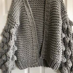 Sweaters - Chunky knit sweater